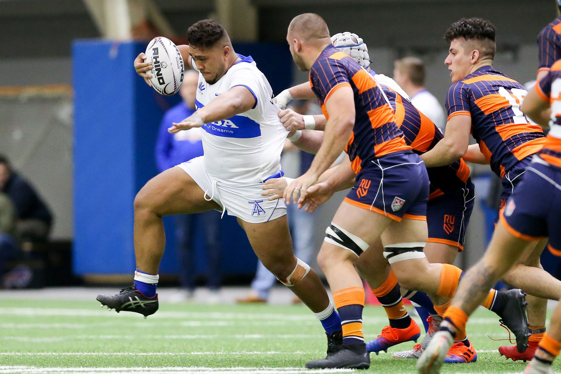 Toronto Arrows Confirm Transfer of Asiata to Queensland Reds
